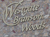 Westgate Branson Woods August 2007 : Branson, MO 1 bedroom master suite of a 2 bedroom lock out unit