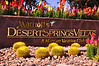 Desert Springs Villa's II March, 2012 : Desert Springs, CA 2 bedroom unit
