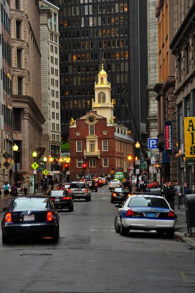 Boston May 2012