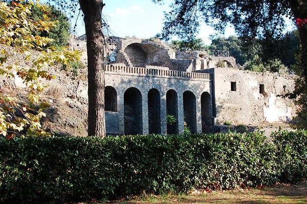 Pompeii and Hurculanium Italy Oct. 2009