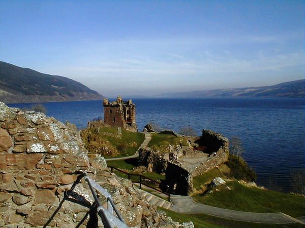 Scotland March 2003