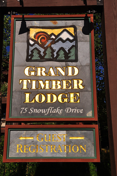 Grand Timber Lodge June 2012