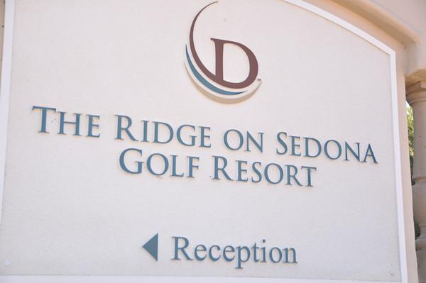 DRI The Ridge on Sedona Golf Resort Feb 2013