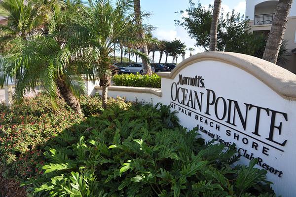 Marriott's Ocean Pointe December 2012 Kingfish building