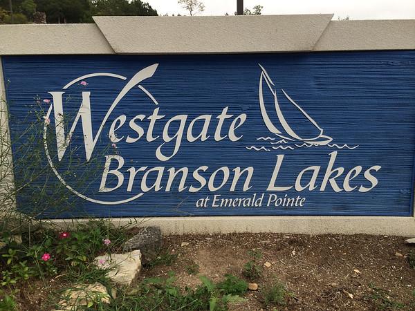 Westgate Branson Lakes at Emerald Pointe: Branson, MO Sept. 2014