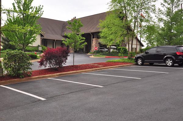 Marriott's Willow Ridge Lodge April 2012